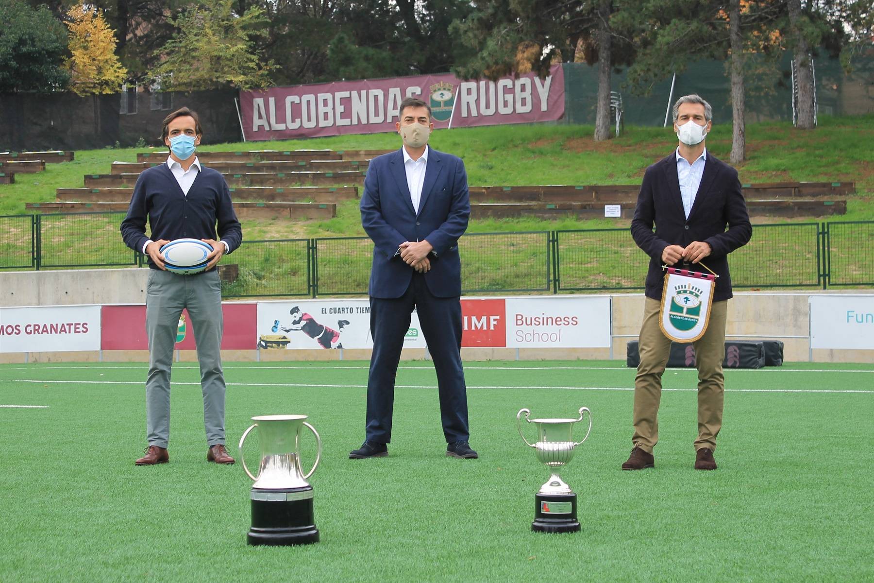 Opengy y Enertis nuevos patrocinadores del Lexus Alcobendas Rugby