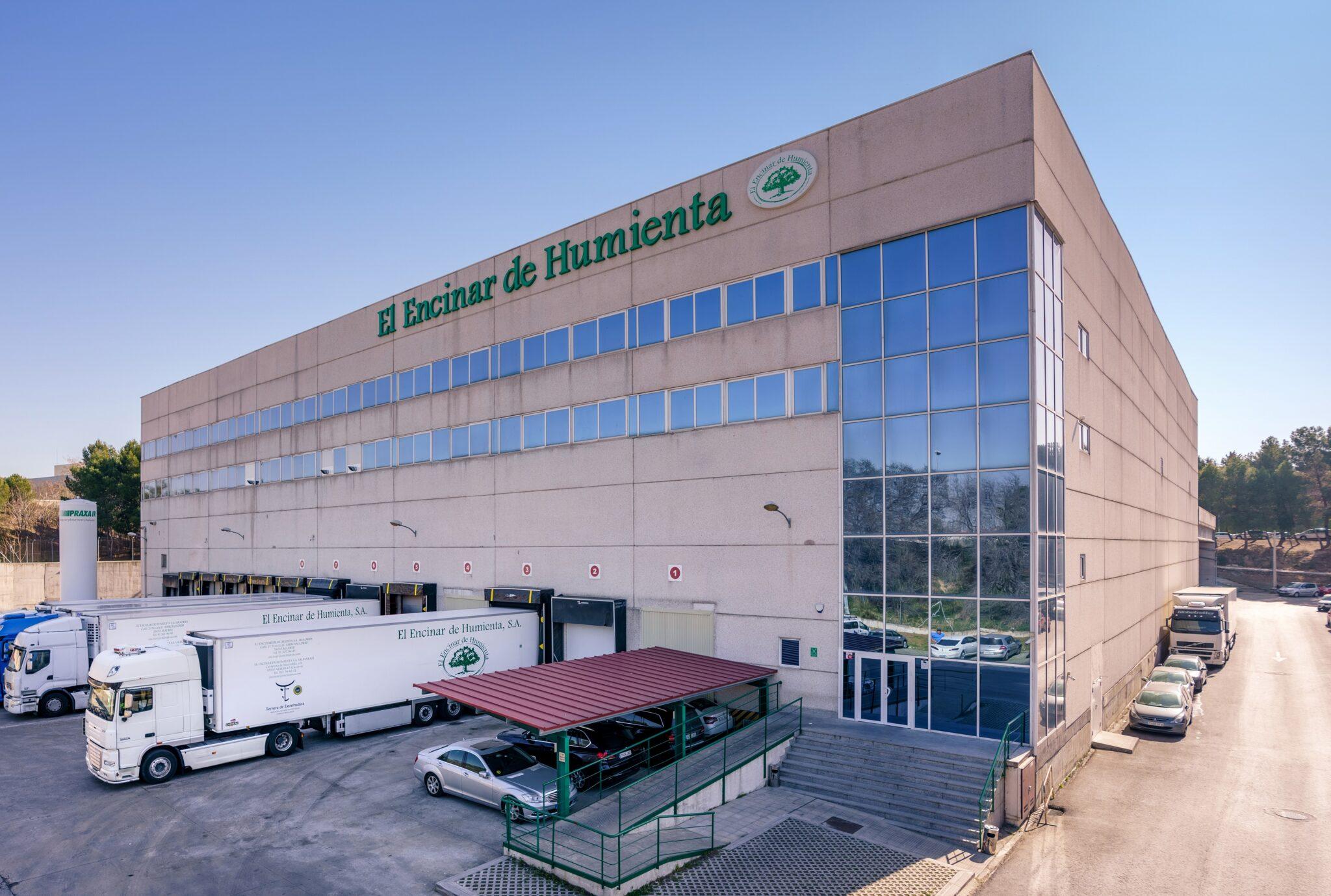 Opengy construirá la mayor instalación de autoconsumo fotovoltaico en Mercamadrid para la empresa cárnica El Encinar de Humienta